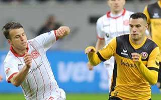 Fortuna Dusseldorf vs Dynamo Dresden