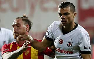 Goztepe vs Besiktas