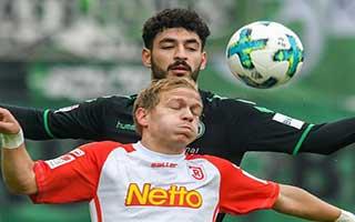 Jahn Regensburg vs Greuther Furth