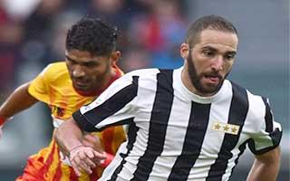 Juventus vs Benevento