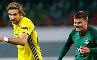 Lokomotiv Moscow vs Sheriff