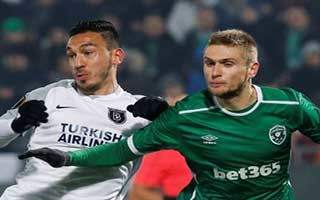 Ludogorets Razgrad vs Istanbul Basaksehir