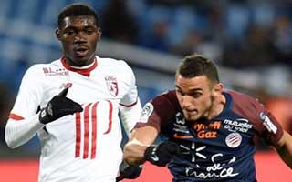 Montpellier vs Lille