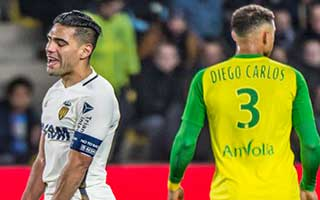 Nantes vs AS Monaco