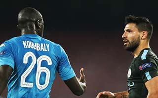 Napoli vs Manchester City