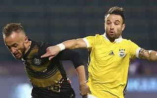 Osmanlispor FK vs Fenerbahce