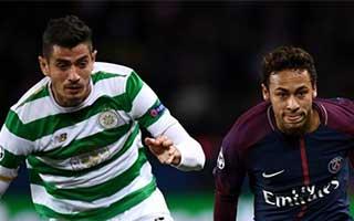 Paris Saint-Germain vs Celtic