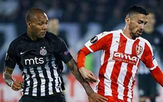 Partizan Beograd vs Skenderbeu