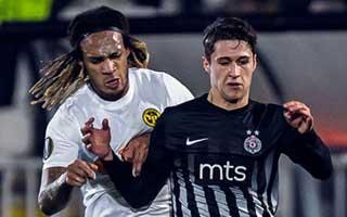 Partizan Beograd vs Young Boys