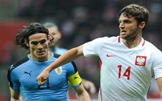 Poland vs Uruguay