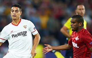 Sevilla vs Spartak Moscow