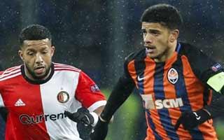 Shakhtar Donetsk vs Feyenoord