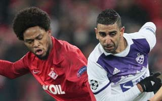 Spartak Moscow vs Maribor
