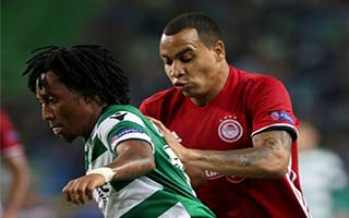 Sporting CP vs Olympiacos