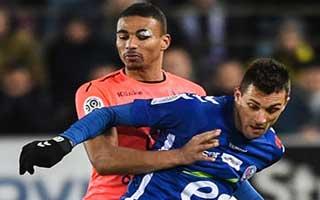 Strasbourg vs Caen