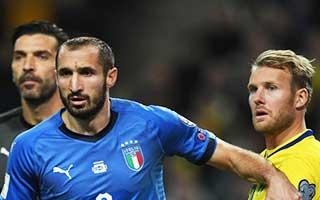 Sweden vs Italy