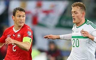 Switzerland vs Northern Ireland