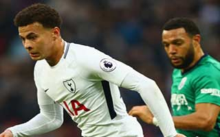 Tottenham Hotspur vs West Bromwich Albion