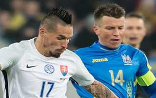 Ukraine vs Slovakia