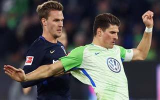 Wolfsburg vs Hertha Berlin