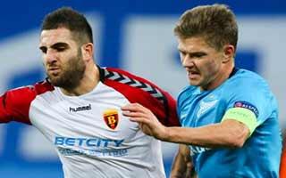 Zenit vs FK Vardar Skopje