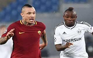 AS Roma vs Qarabag FK