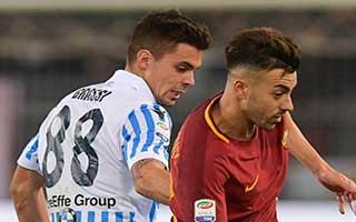 AS Roma vs SPAL 2013