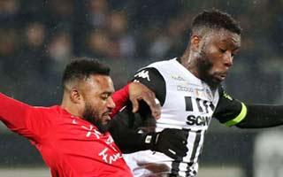 Angers vs Montpellier