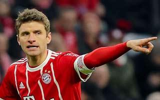 Bayern Munich vs Hannover