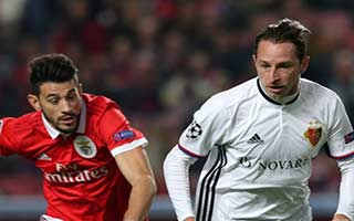 Benfica vs Basel