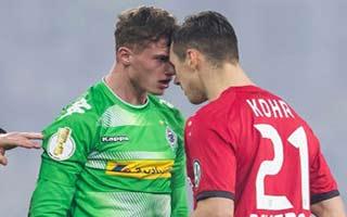 Borussia Monchengladbach vs Bayer Leverkusen