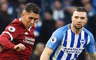 Brighton & Hove Albion vs Liverpool