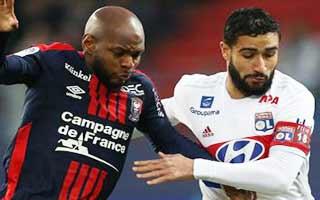 Caen vs Lyon