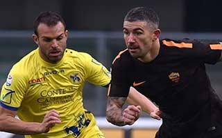 Chievo vs AS Roma