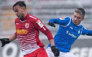 Darmstadt vs Jahn Regensburg