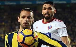 Fenerbahce vs Karabukspor