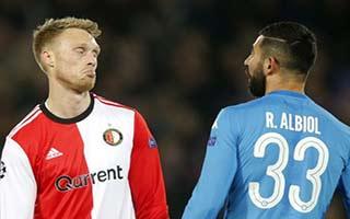 Feyenoord vs Napoli