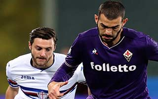 Fiorentina vs Sampdoria