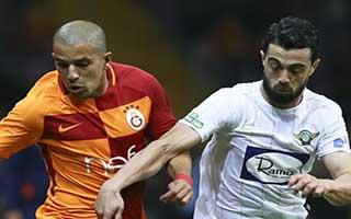 Galatasaray vs Akhisar Belediyespor