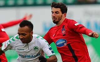 Greuther Furth vs Heidenheim
