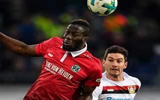 Hannover vs Bayer Leverkusen
