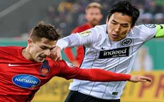 Heidenheim vs Eintracht Frankfurt