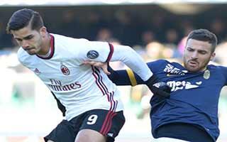 Hellas Verona vs AC Milan