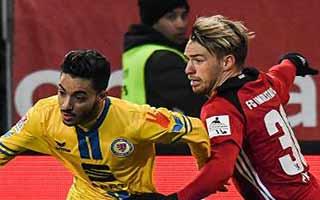 Ingolstadt vs Eintracht Braunschweig