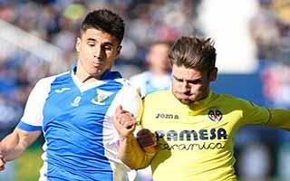 Leganes vs Villarreal
