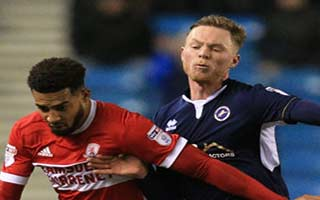 Millwall vs Middlesbrough