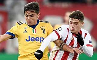 Olympiacos vs Juventus
