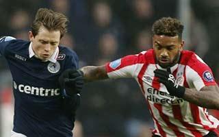PSV Eindhoven vs Sparta Rotterdam