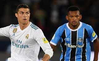 Real Madrid vs Gremio