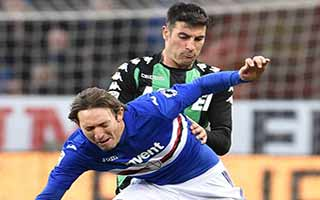 Sampdoria vs Sassuolo
